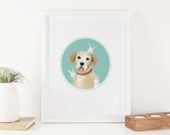 Pet memorial dog lover gift Custom portrait Custom pet portrait pet loss gifts Digital download Printable art Pet drawing loss of dog art