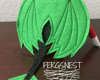 Elf Dragon Costume Accessory, Elf Dragon Wings Outfit