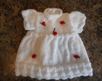 Rosebud Doll's dress for 16inch doll