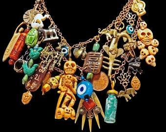 Wondrous, Strange & Slightly Weird Necklace