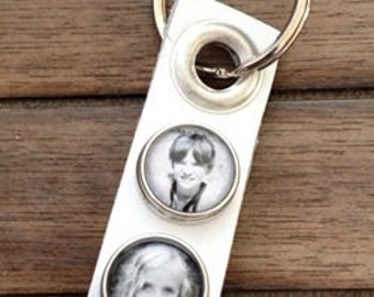 Custom Personalized Photo Keychain, Custom Personalized Gift, Photo Jewelry, Christmas gifts, Christmas gift ideas, Gift for him