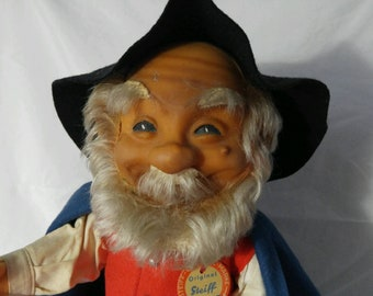 Steiff Shepherd Doll - 12 inches tall #8735,00 -1950s