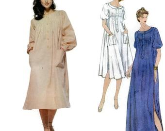 1970s Givenchy Vogue 1905 Paris Original Designer Dress Pattern Size 16 Bust 38 UNCUT