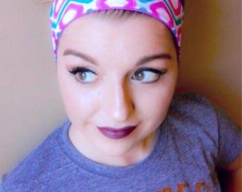 Gift for Her - Running Headband - Yoga Headband - Christmas Gift - Boho Headband - Gift for Wife - Running Gifts - Fitness Wide Headbands