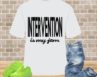 Intervention is my jam