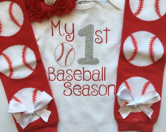 My 1st Baseball Season