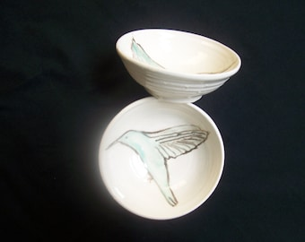 little hummingbird bowl