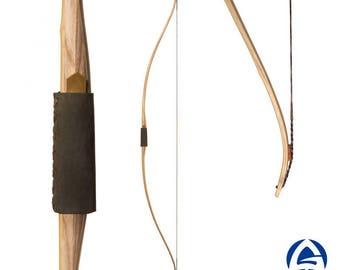 ROBIN: Eastern Recurve Horsebow Asian Bamboo Laminated Bow