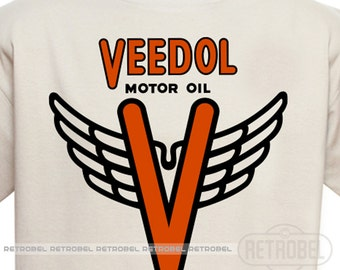 T-Shirt Weedol, Motor oil, Men's Motorcycle t-shirt, Natural, Mobil oil tshirt, Retro Tee, 100% Cotton, Graphic Tee,