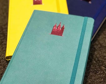Journals and Notebooks: Ruled, Elastic Closure Journals
