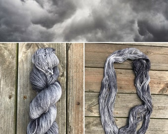 Storm Clouds Sturdy Sock