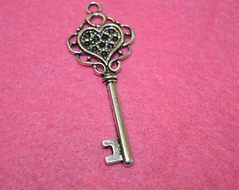 A beautiful key pendant