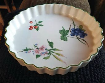 Vintage [Hard to Find] SAVOIR VIVRE Baking Dishes