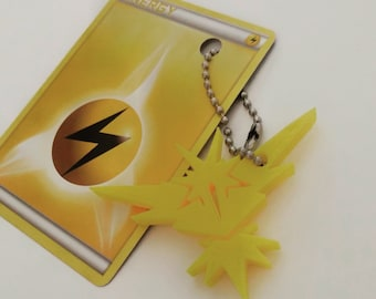 Team Instinct 3d Printed Keyring