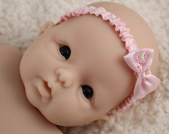 "CLEARANCE 50% off! 18"" vinyl reborn doll baby KIT ""Sweet Cheeks"" by Emily Jameson"