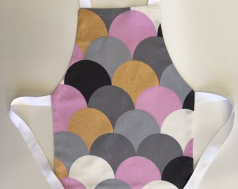 Toddler Apron/ girls apron/ childrens apron