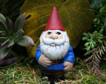 Garden Gnome Flipping The Bird Concrete Rude Gnome Statues For