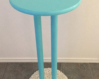 Handmade Accent Table
