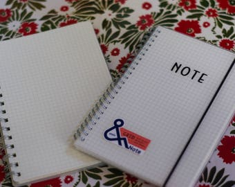Grid Notebook (With Rope)