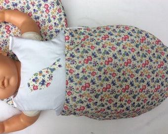 Liberty Clarisse sleeping bag 52 cm doll clothes