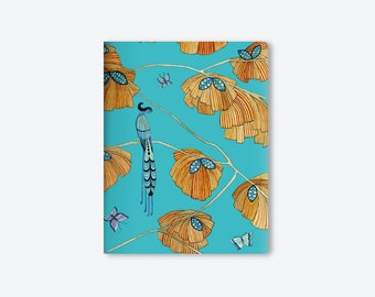 Notebook/Notebook/Secret Garden/Watercolor/by Elisabeth Aranda