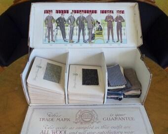 1916 Men's Suit Samples, 1916