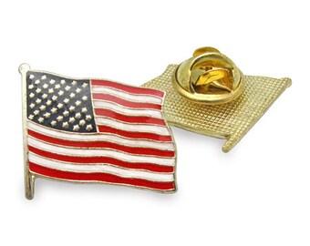 American Flag Pin (12 pins)