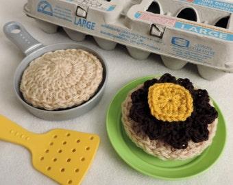 Happy Morning Breakfast Pancakes 6 Piece Set by Julian Bean