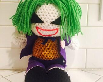Crochet Joker Doll
