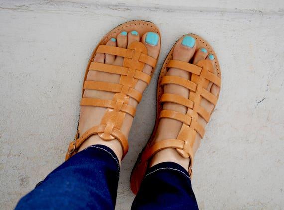 Ancient Sandals Sandals Greek Leather Spartan Leather Sandals Women ''Patmos'' Gladiator Sandals xTq6ww50