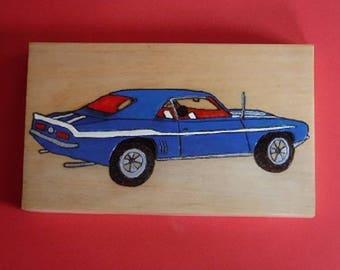 1969 Camaro 427