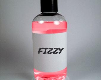 Fizzy (Compare to Bubbly) Lush type Vegan Cruelty Free Shampoo Conditioner Body Wash Spray Perfume Soap Bubble Bath Cream Lotion