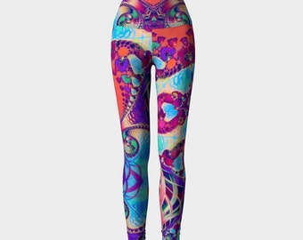 Yoga Legging 6-12-5