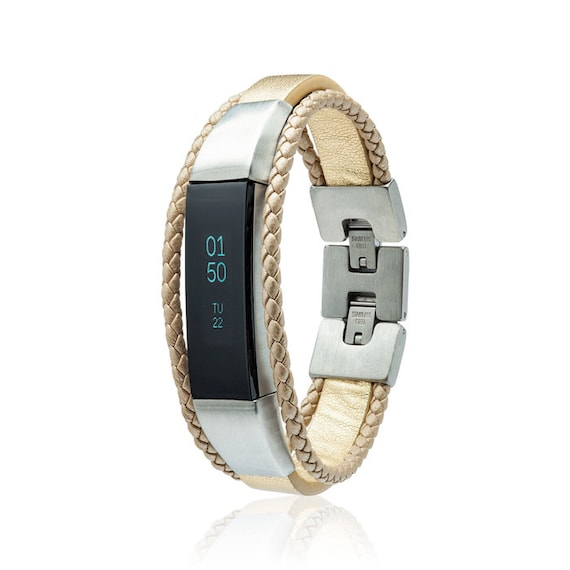 Alta Bracelet  Aurel - Gold - Jewelry for Fitbit Alta - Alta HR and Ace