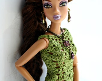 OOAK My Scene Barbie doll with articulated body by Natalia Takhtueva