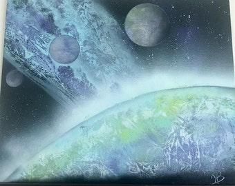 Outer Space Artwork