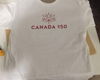 Canada 150 Shirt