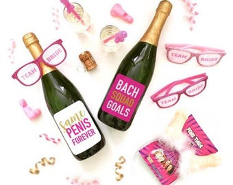 Bach Babes Bachelorette Party 2PACK