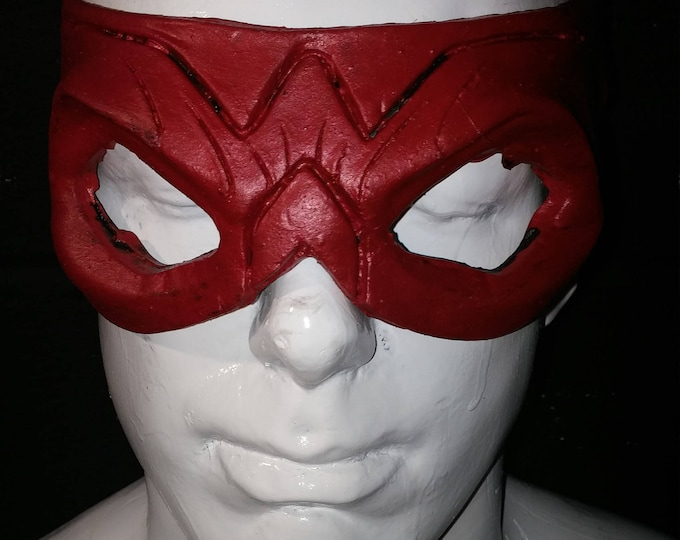 Red Arrow/Arsenal Latex Mask
