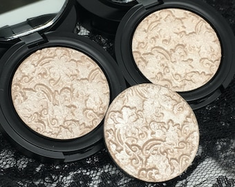 Pretty in Champagne Pressed Highlighter Face & Eye Highlight Powder