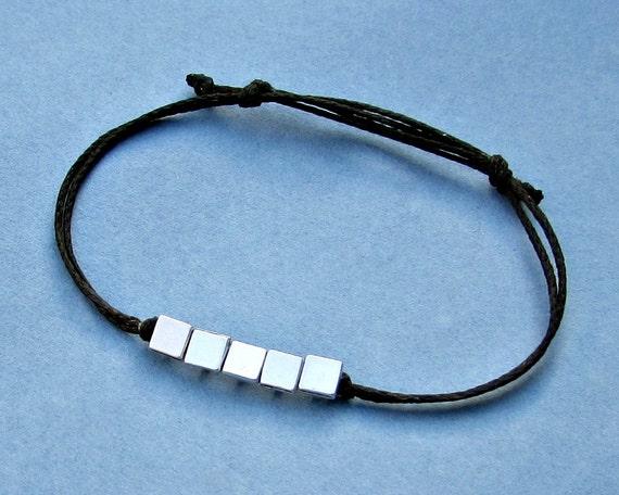 Mens minimalist Bracelet Anklet Women skinny Bracelet Anklet Beach Summer Anklet Adjustable