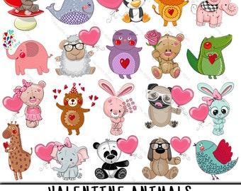 Valentine Animals, Valentine Clipart, Valentine Clip Art, Clipart Valentine, Clip Art Valentine, Valentines Clipart, Valentines Clip Art