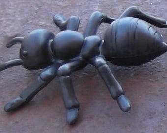 7 Small Plastic Ants - Make Charms for Necklaces and Bracelets (Yes, Our Customers have Done This)