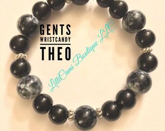 Theo/Gents WristPiece/Men/Bracelet/Gift