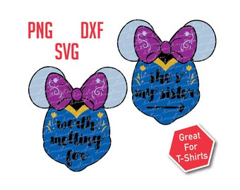 Disney Minnie Anna Frozen