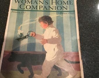 SALE****1917 Woman's Home Companion Magazine