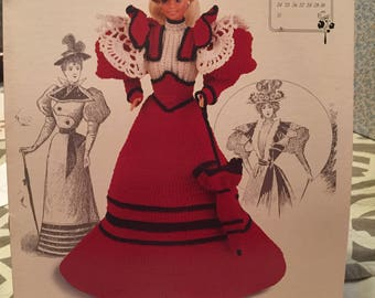 Crochet patterns for bed dolls - 4 patterns - sold separately