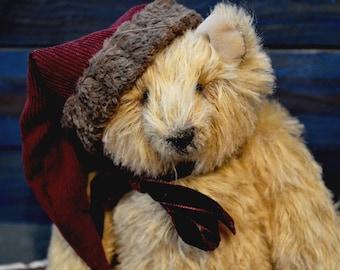 Teddy bear handmade Maurice