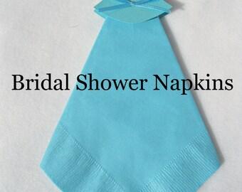 Bridal Shower-Bridal Shower Napkins-Bride Dress Napkins-Wedding Shower Napkins-Bridal Shower Decor-Wedding Shower Decor-Bridal Shower Favors
