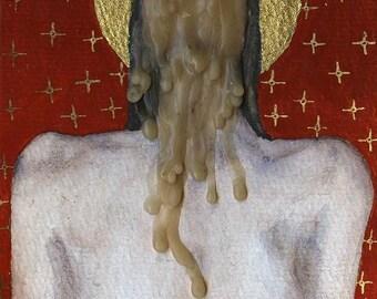 Original Art Card, Saint 3